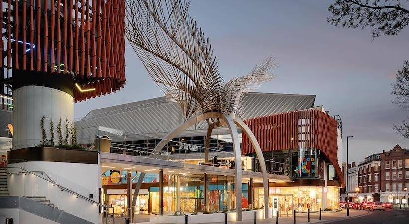 Retail cleaning contract awarded at Angel Central