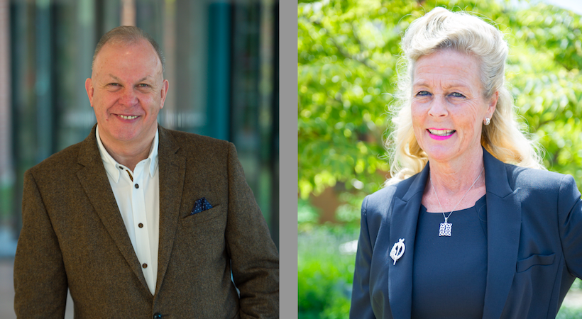 New chairman and deputy appointed by BCC