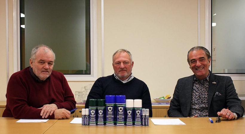 'Multi-million pound opportunity' for 'breakthrough' sanitising solution