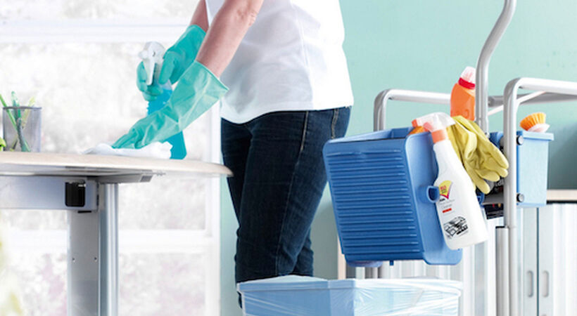 Offices must clean up act to avoid flu outbreak