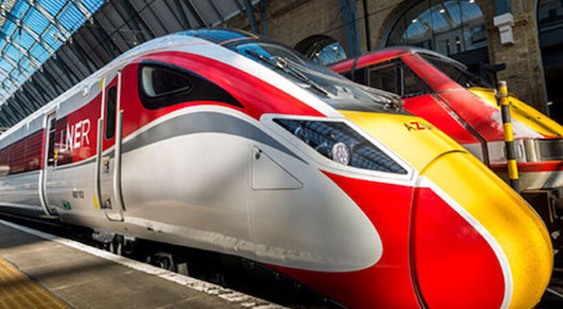 LNER cleaning contract on track