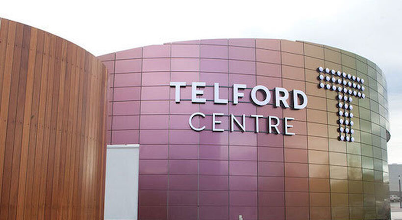 Hard services contract awarded by Telford Centre
