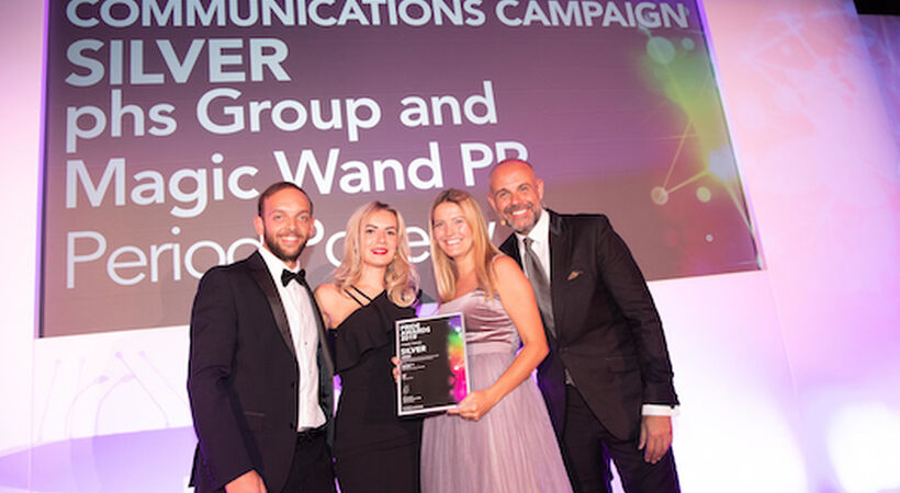 Double success at industry PR awards