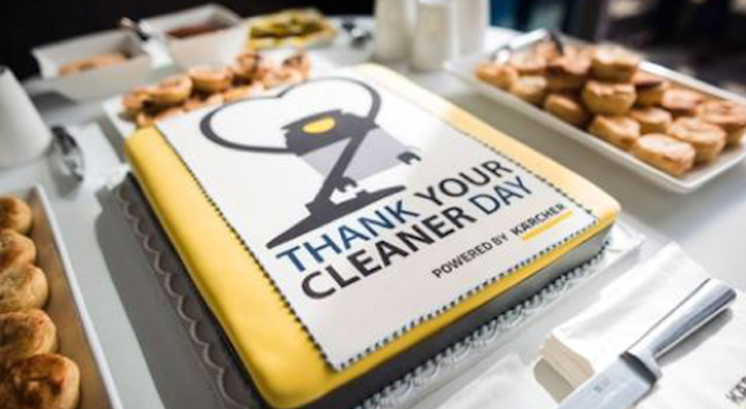 Thank Your Cleaner Day celebrates its 5th anniversary