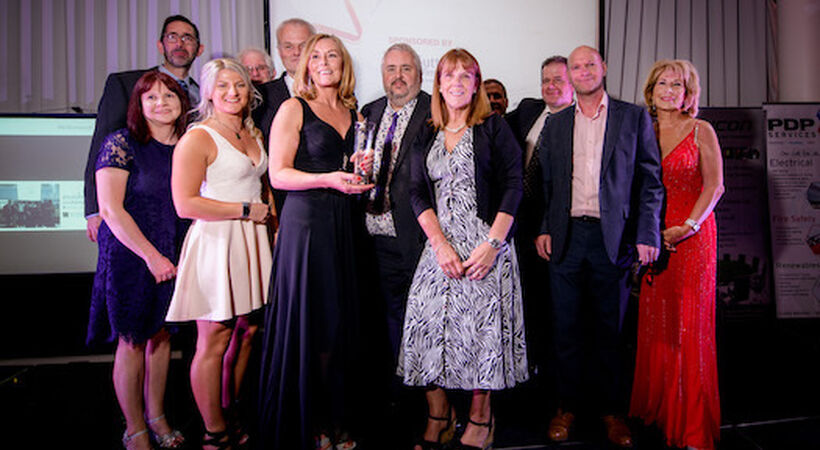 Bio-Productions scoops two business awards
