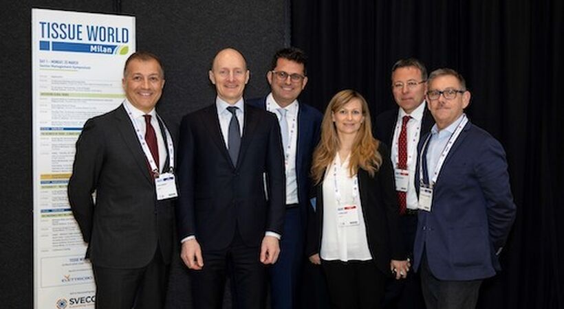 Essity proves its sustainability credentials at Tissue World Milan