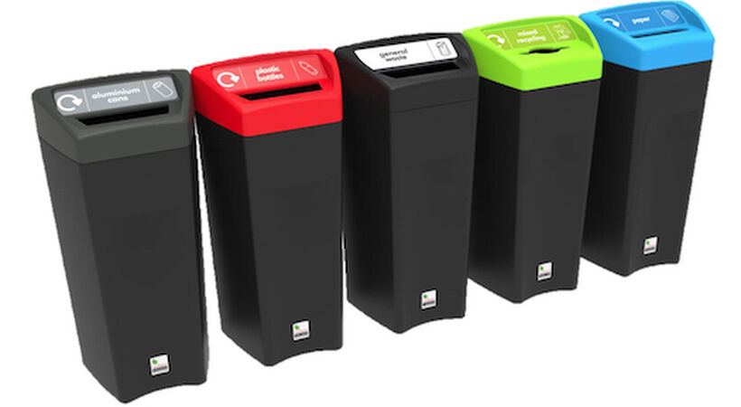 43 litre Enviropod internal recycling bins launched