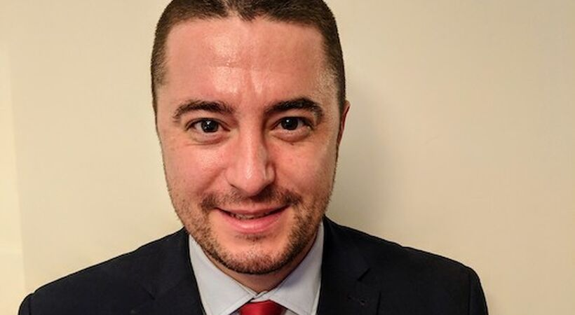 Cannon Hygiene appoints sales lead for Scotland
