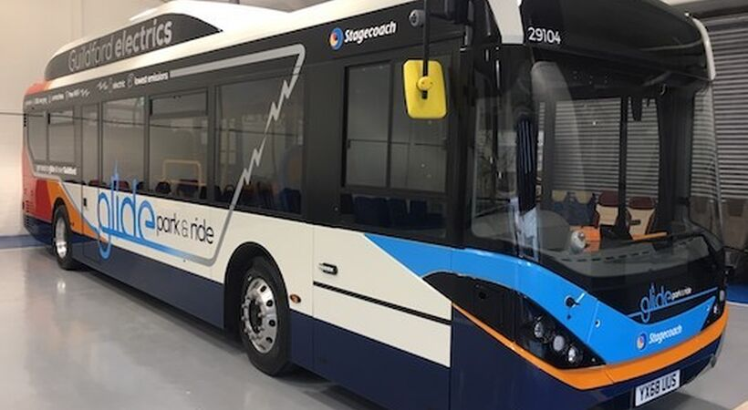 Expanded contract with Stagecoach secured