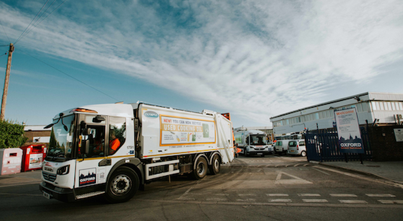 Two-year extension to recycling and waste management contract