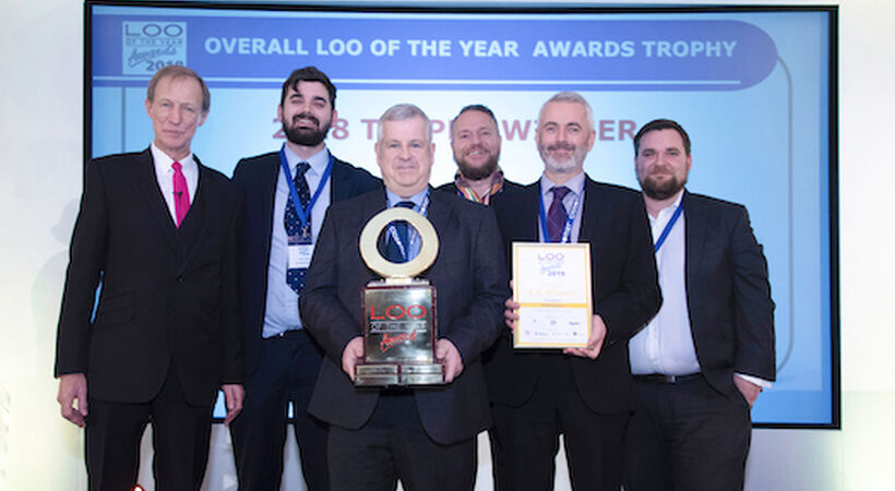 Pub chain scoops Loo of the Year trophy