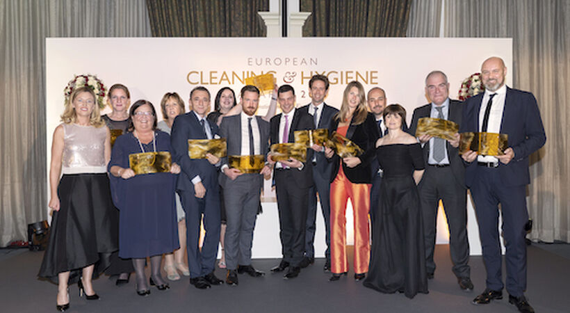 European Cleaning and Hygiene Award winners announced