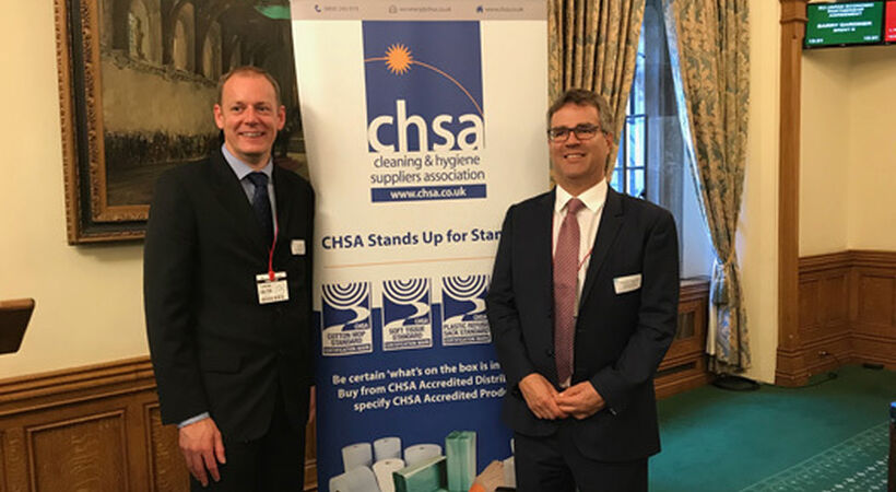 Plan for change: the message from the CHSA's House of Commons event