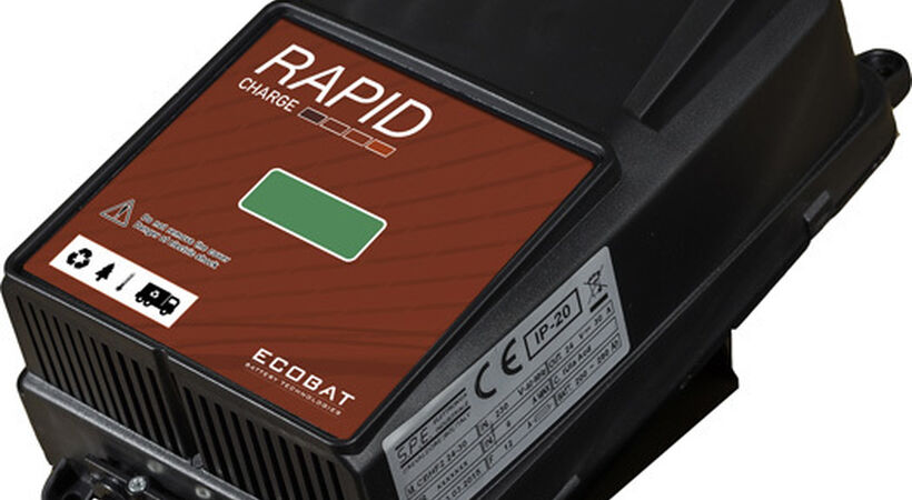 Rapid charge system introduced