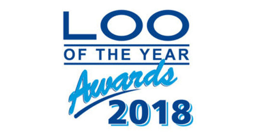 2018 Loo of the Year Awards launched