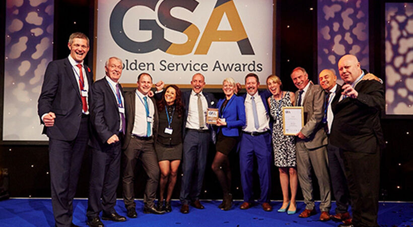 Finalists announced for Golden Service Awards 2018