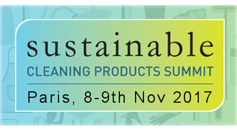 Sustainable Cleaning Products Summit Europe agenda unveiled