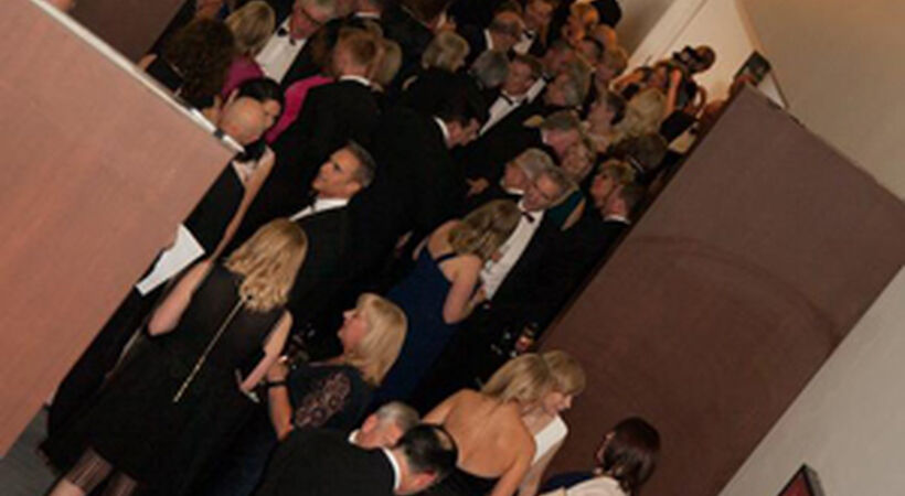 Almost £10,000 raised at CHSA gala ball