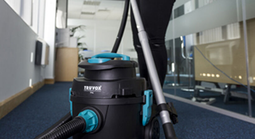 'Efficient and compact' tub vac launched