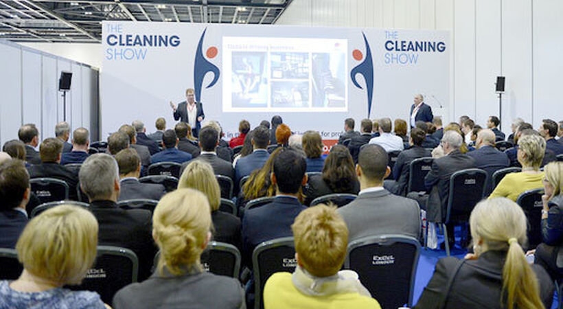 Grow your Business at the Cleaning Show with free advice from our experts