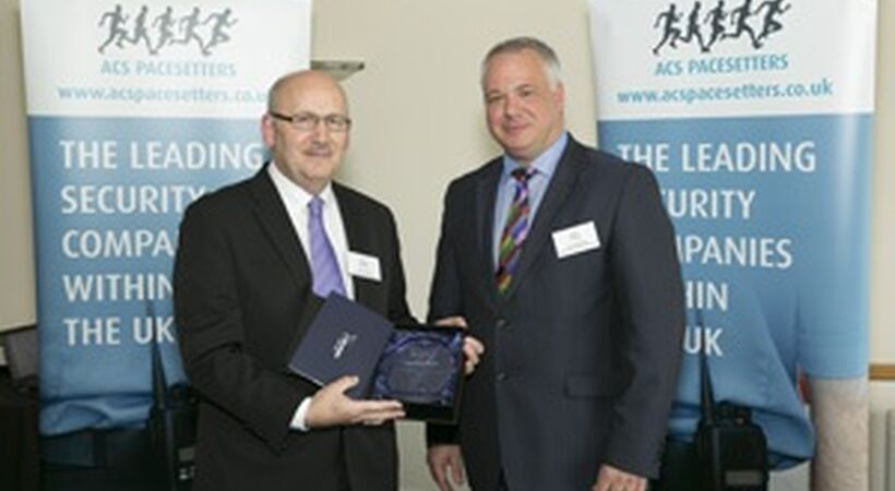 TC Security Services receives award of distinction