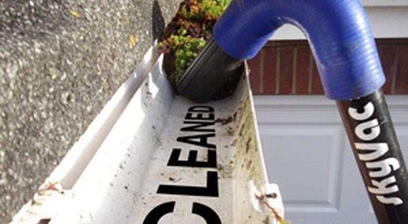 Powerful gutter cleaner now available