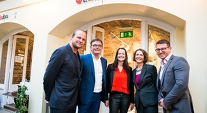 SCA partners 2theloo as new toilet facility opens in London