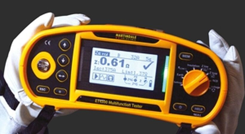 Electrical testers meet latest requirements