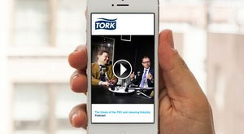 Tork launches podcast on the future of FSC
