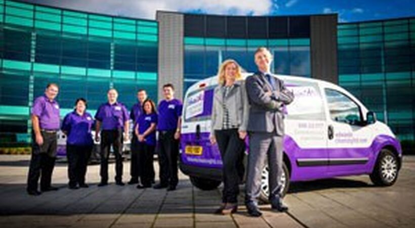 Tidy growth for national cleaning company