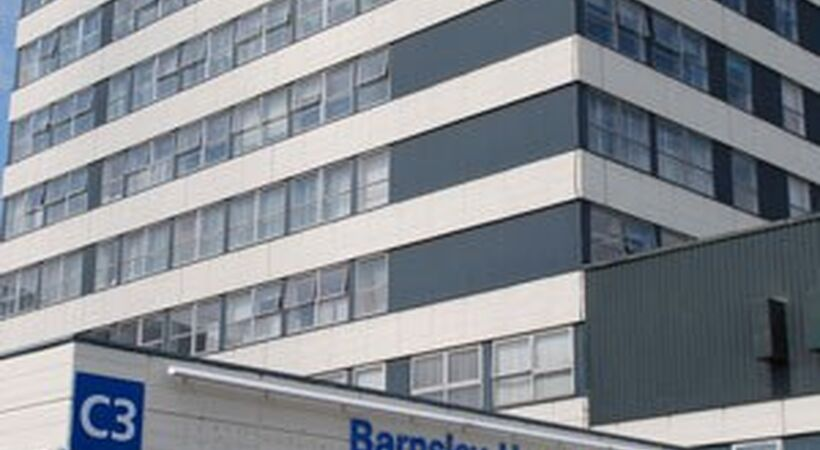 Barnsley Hospital awards cleaning contract