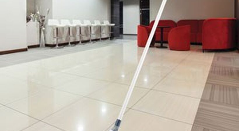 'All in one' mopping solution