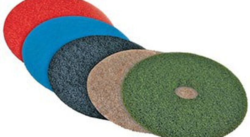 Floor pads for a greener world