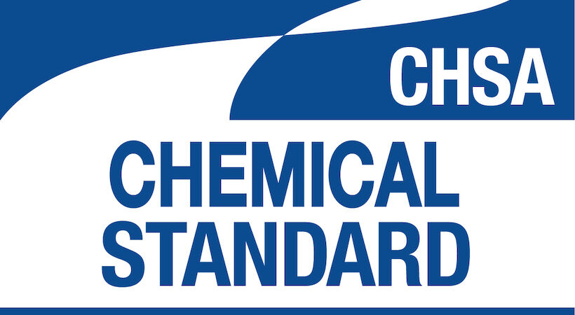 CHSA launches accreditation scheme for chemical manufacturers