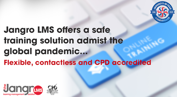 LMS offers 'safe training solution'