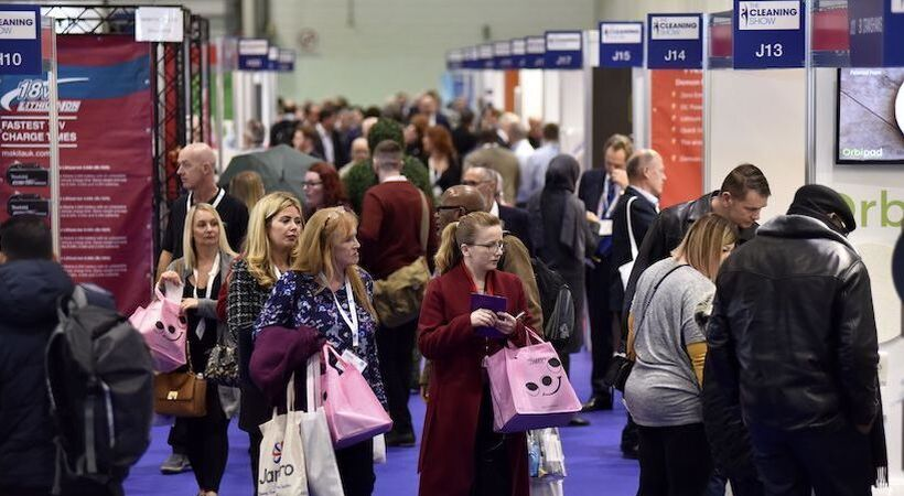New dates confirmed for The Cleaning Show following government's 'road map' announcement