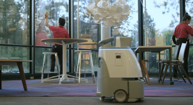 SoftBank Robotics signs series of strategic partnerships