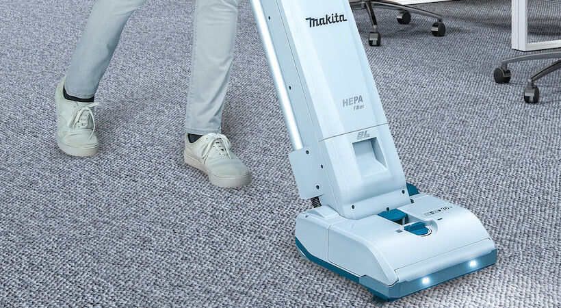 New cordless vac from Makita