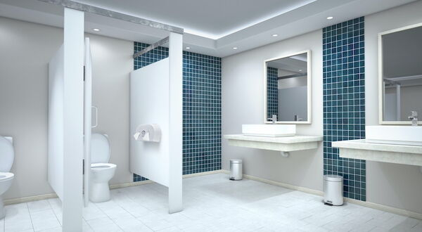 Take control of washroom hygiene, efficiency and sustainability